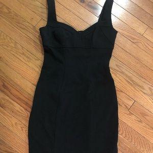 Diane Von Furstenberg Little Black Dress Size 4